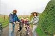 A Family Bike Ride to Hedon Aerodrome 1990s